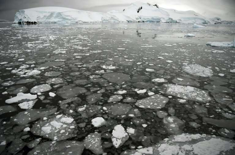 The last time there was so much CO2 in Earth's atmosphere, ice caps virtually disappeared