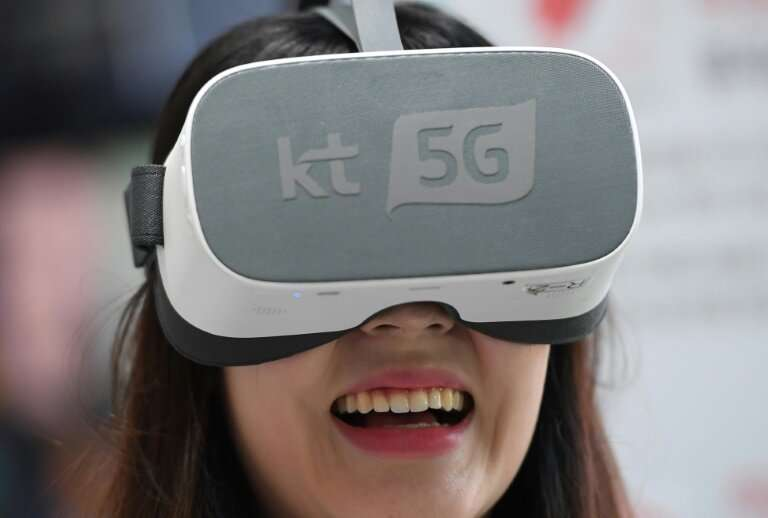 The new 5G technology will eventually be used to run everyday appliances including games machines, toasters, telephones and elec