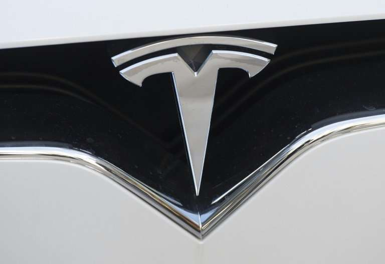 The new plant near Shanghai will be Tesla's first outside the United States
