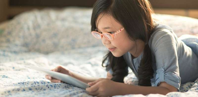 Too much screen time linked to an epidemic of myopia among young people