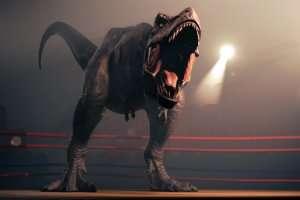 T. rex bite 'no match for a finch'Jan10