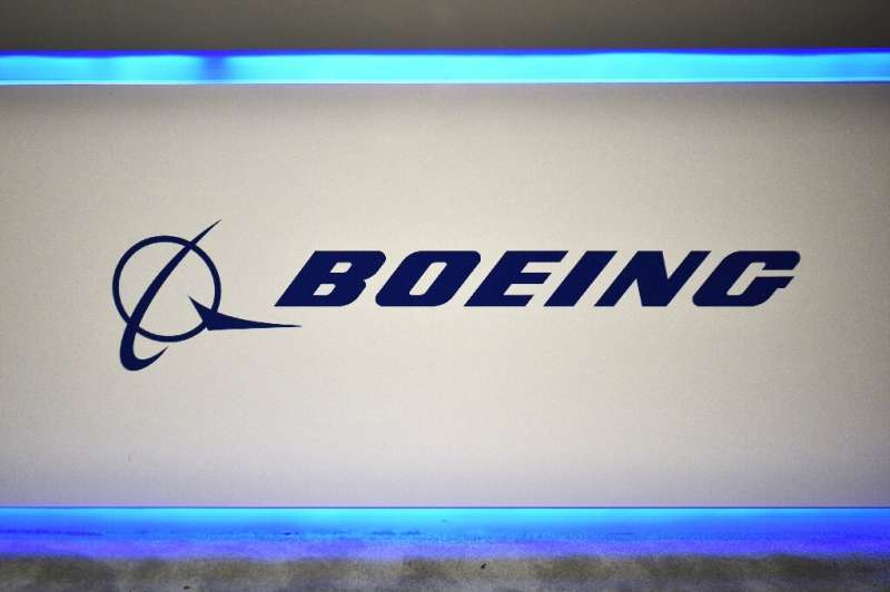 "Troubled US aircraft manufacturer Boeing has won a new boost at the Dubai air show with a ""letter of intent"" from Kaza"