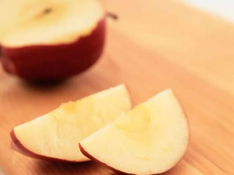 Try this healthy autumn apple dessert