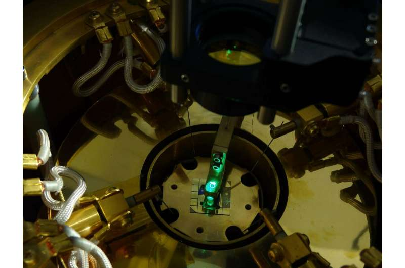 UC Riverside physicists create exotic electron liquid
