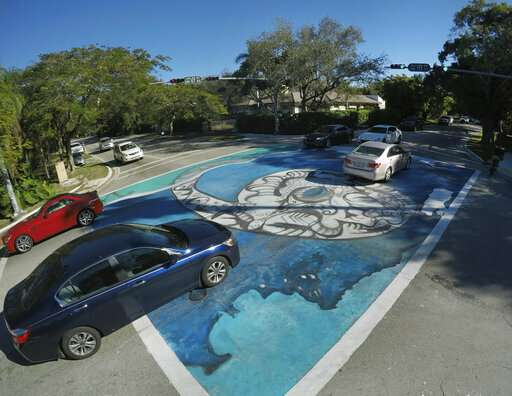 'Underwater' homeowners group promotes climate change action