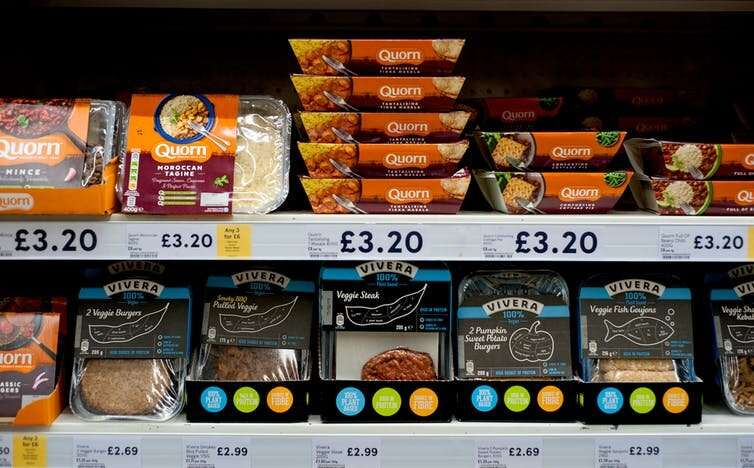 Vegan is the new vegetarian - why supermarkets need to go 'plant-based' to help save the planet