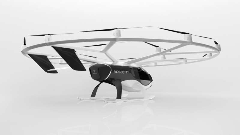 Volocopter gets safety nod in push for air taxis of the future