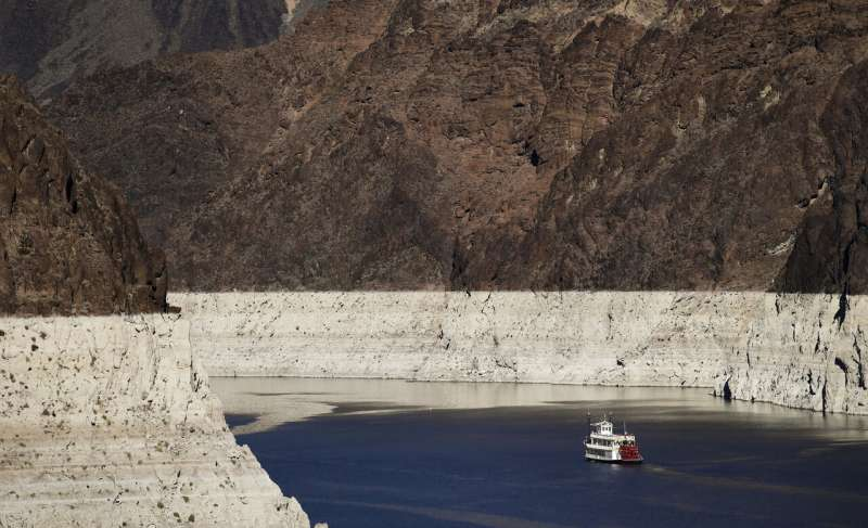 Wet winter doesn't end climate change risk to Colorado River