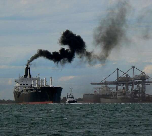 Why decarbonizing marine transportation might not be smooth sailing