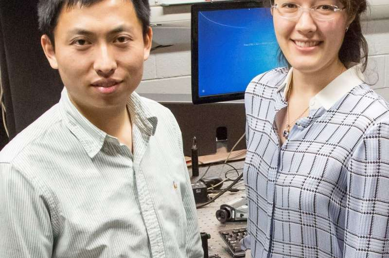 Illinois researchers create first three-photon color-entangled W state