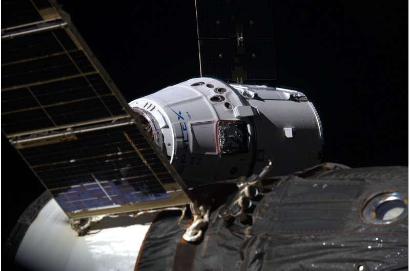 Space station science return and spacecraft shuffle