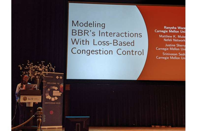 Researchers find Google's new congestion control algorithm does not treat data fairly