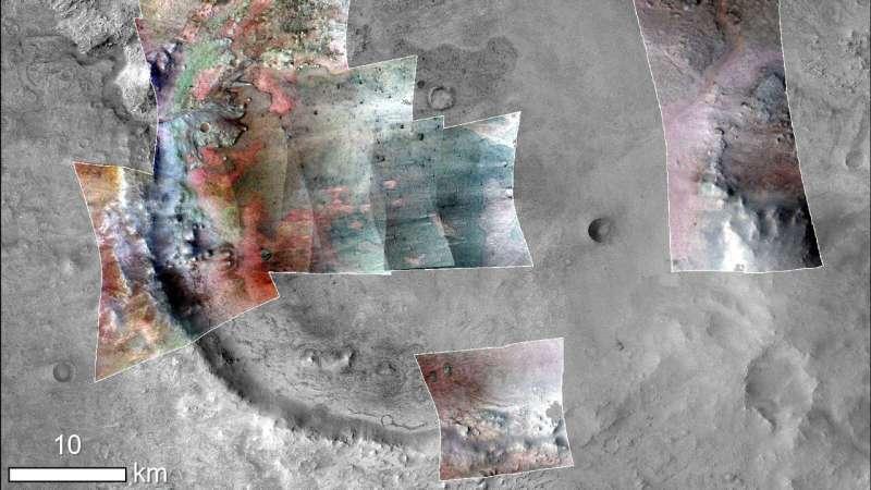 NASA's Mars 2020 will hunt for microscopic fossils
