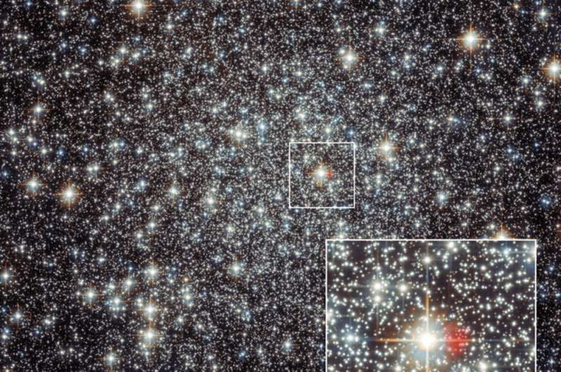 Astronomers discover 2,000-year-old remnant of a nova