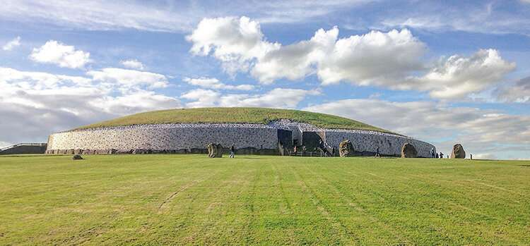 Archaeologists discover almost 40 new monuments close to Newgrange