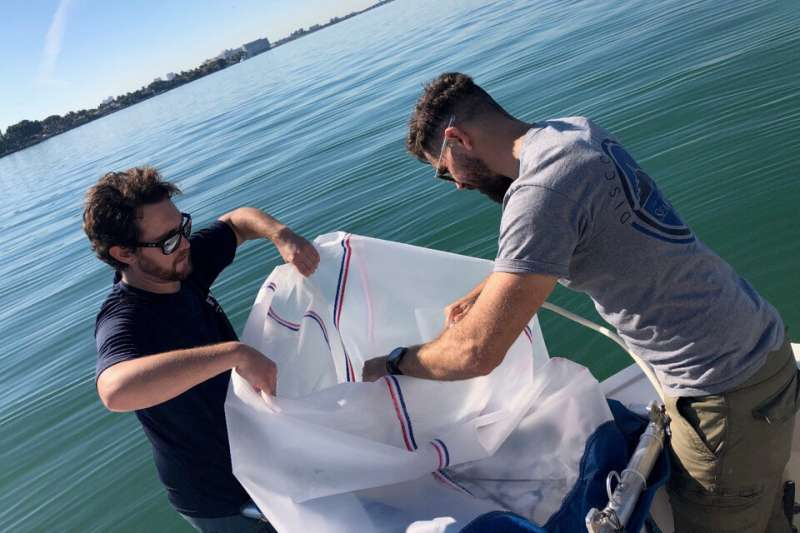 Citizen scientists collect vital microplastics data -- from their yachts