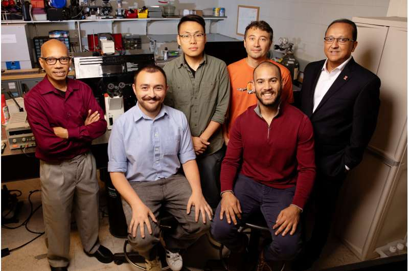 Researchers build microscopic biohybrid robots propelled by muscles, nerves