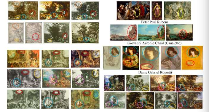 **A new approach to discover visual patterns in art collections