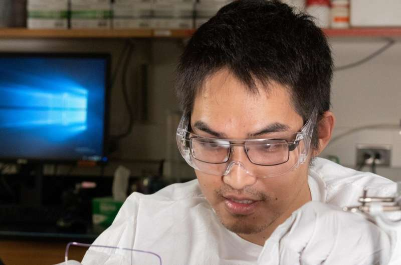 3D-printed device finds 'needle in a haystack' cancer cells by removing the hay