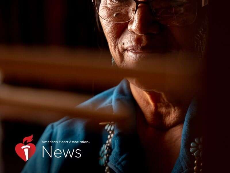 AHA news: heart disease down over A generation among american indians