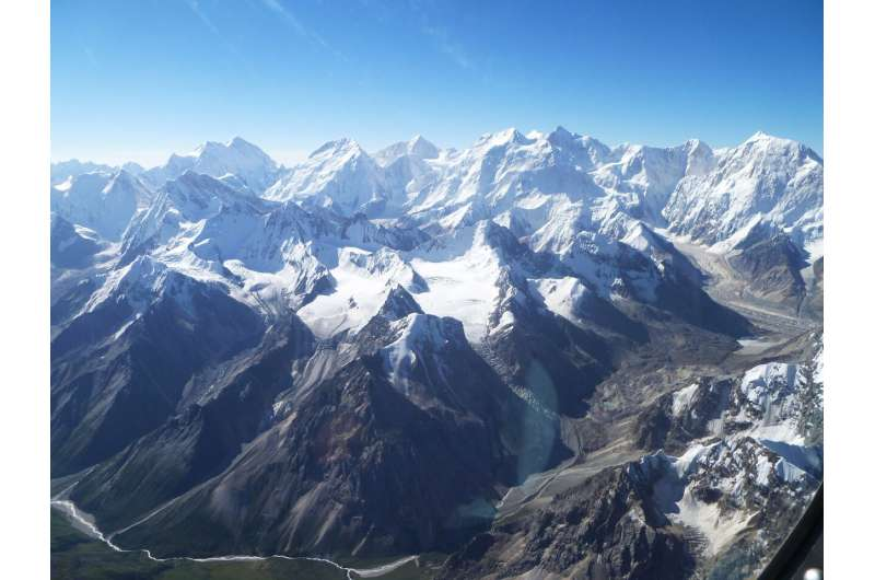 Almost half of World Heritage sites could lose their glaciers by 2100