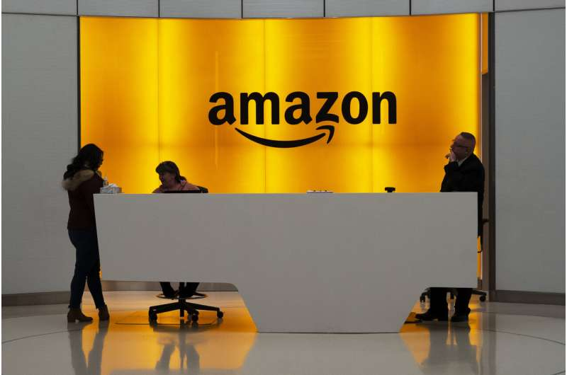 Amazon partners with Rite Aid for package pickup nationwide