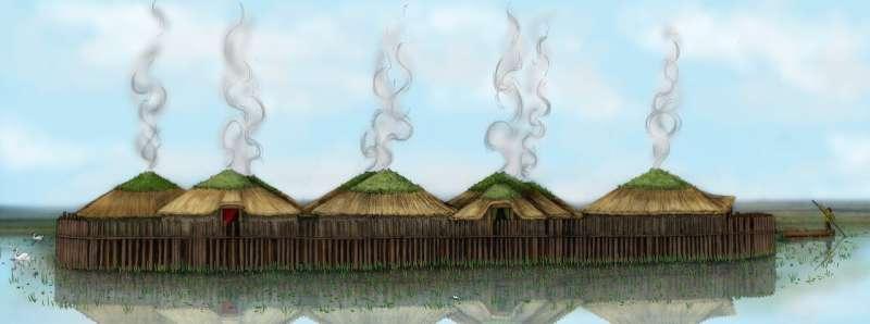 Ancient feces reveal how 'marsh diet' left Bronze Age Fen folk infected with parasites