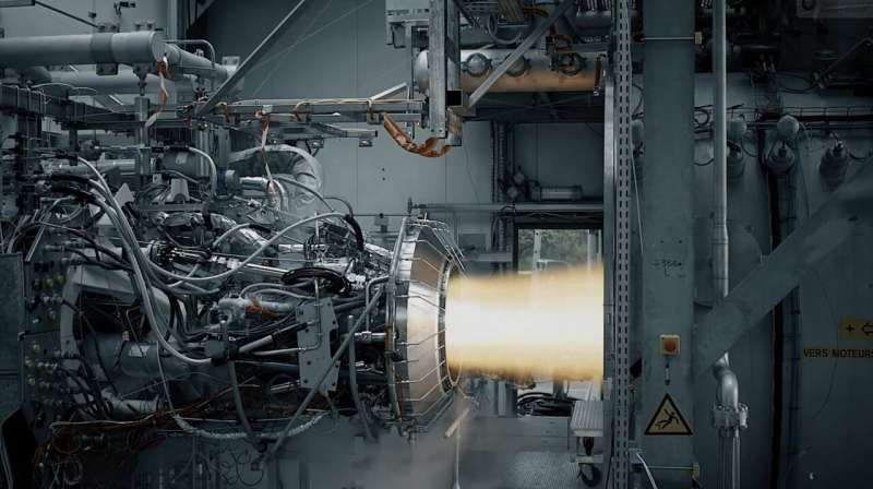 Ariane 6's core engine completes qualification tests