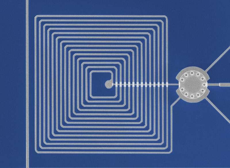 A technique to measure mechanical motion beyond the quantum limit