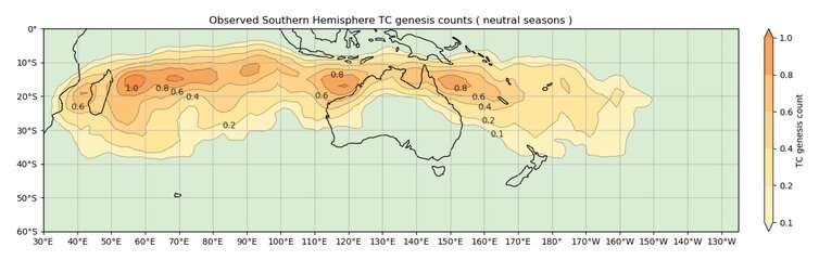 Australia could see fewer cyclones, but more heat and fire risk in coming months
