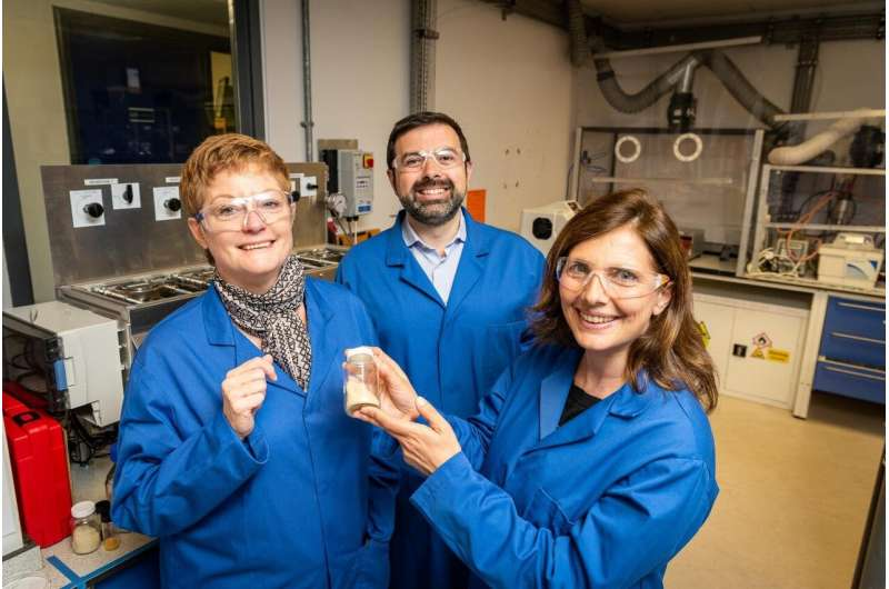 Biodegradable alternative to replace microplastics in cosmetics and toiletries