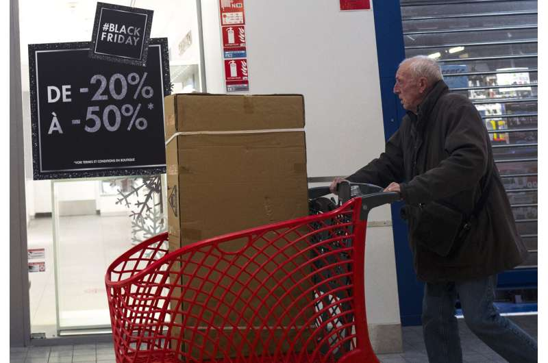 Black Friday frenzy goes global - and not everyone's happy