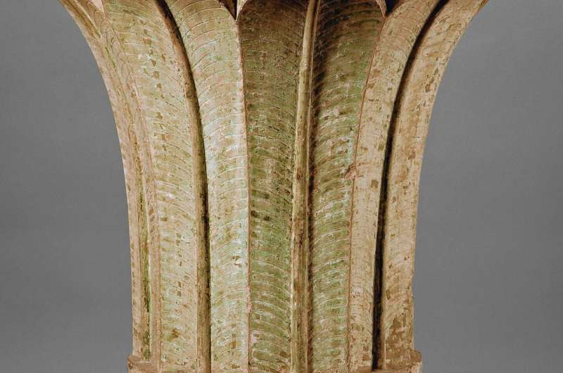Discovered: Unknown yellow colors from antiquity