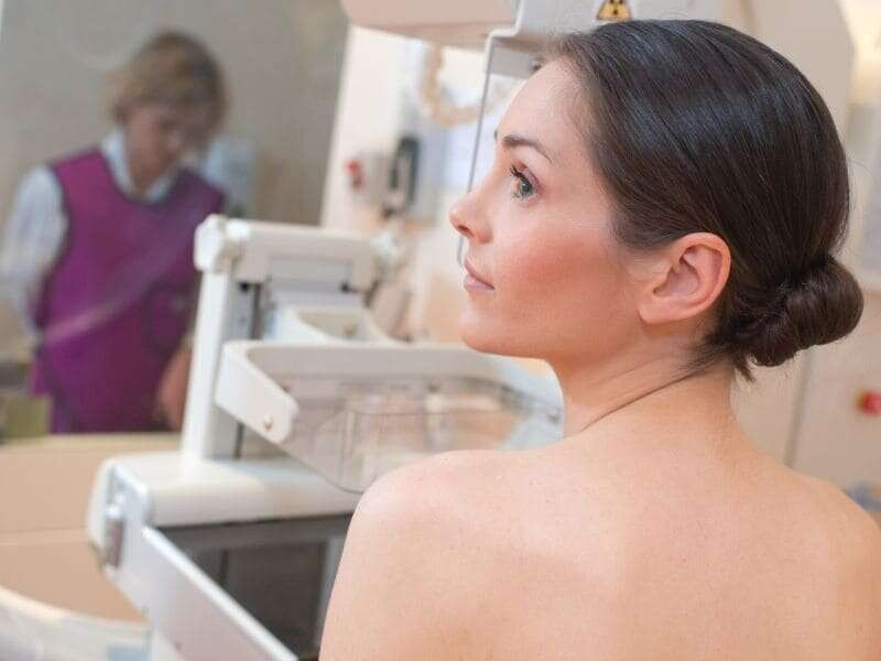 Don't be fooled: thermography no substitute for mammograms, FDA says