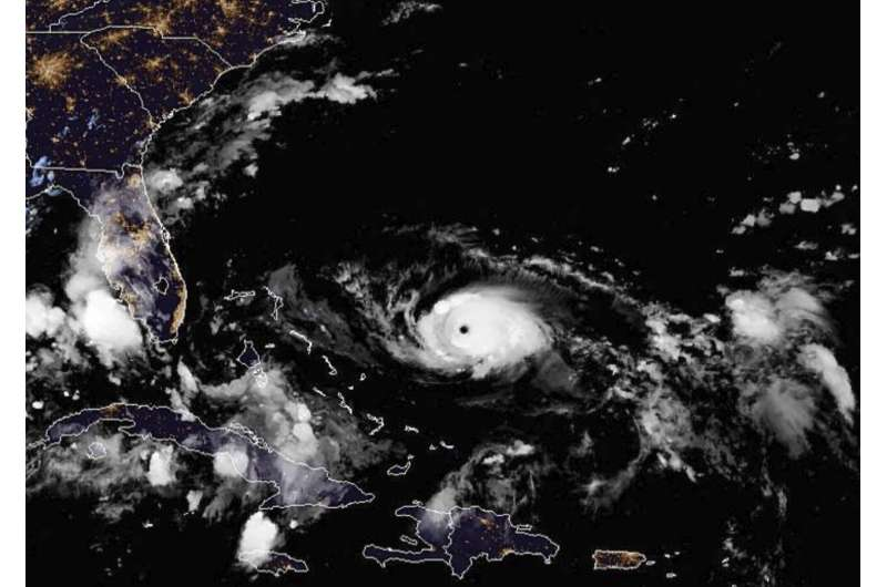 Dorian becomes a Category 4 monster powering toward Florida