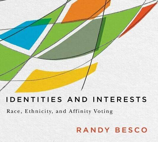 Ethnic identity and voting are timely focus of new book
