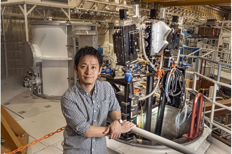 Experiments at temperature of sun offer solutions to solar model problems