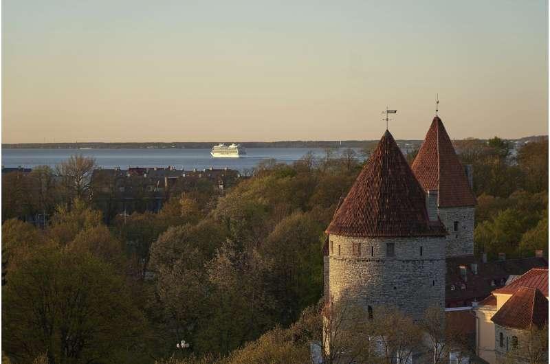 High-tech Estonia votes online for European Parliament