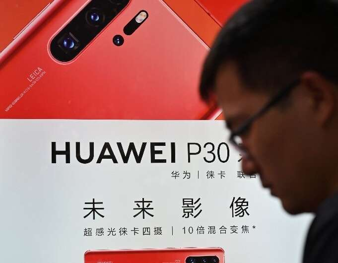 In addition to making network equipment, Huawei has become a major supplier of phones