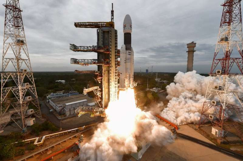 India's Chandrayaan-2 mission, which blasted off in July 2019, cost just $140 million