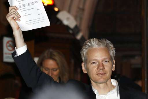 Journalism or not? WikiLeaks' status in media world complex