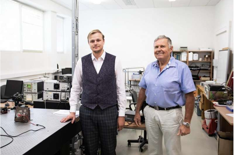 Lithuanian researchers developed new technology for precision grinding