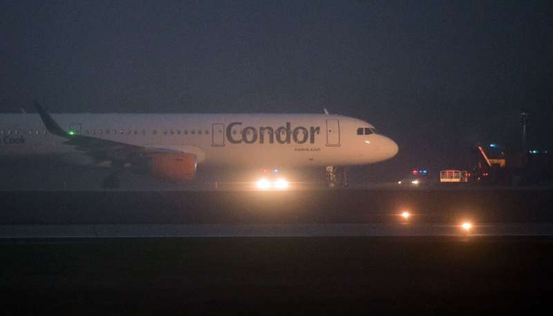 Lufthansa has checked in with Thomas Cook to buy Condor