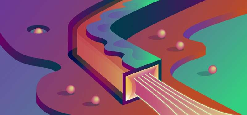 MIPT physicists find ways to overcome signal loss in magnonic circuits