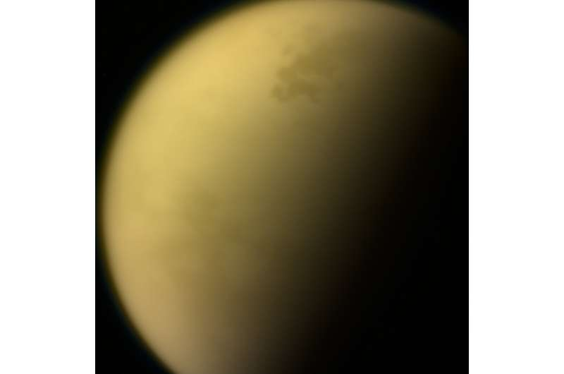 NASA's Webb Telescope will Survey Saturn and Titan