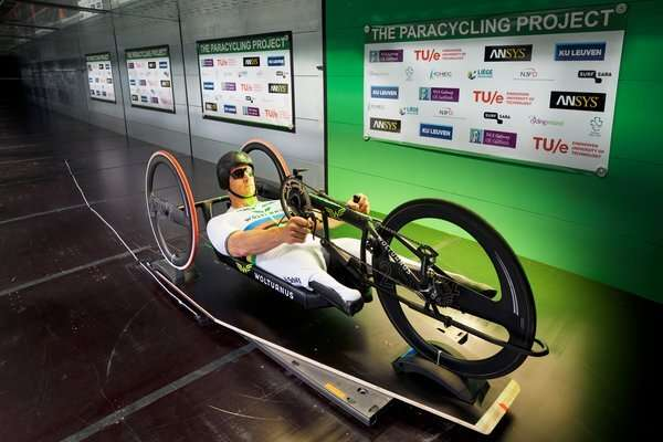 New aerodynamic insights could change the para-cycling podiums