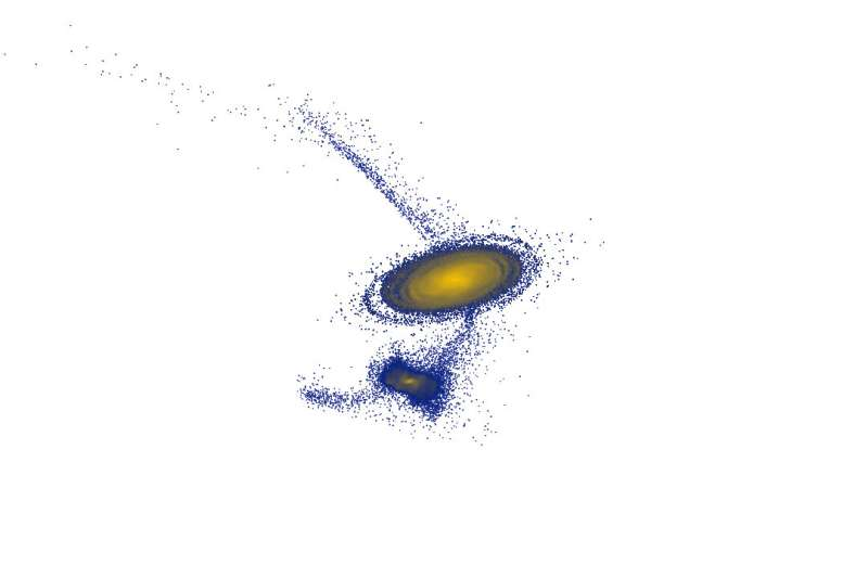 New evidence shows crash with Antlia 2 gave the Milky Way the ripples in its outer disc