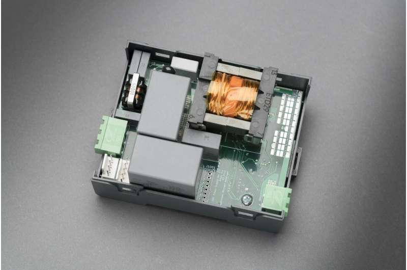 New power supply unit lets electrical devices live longer