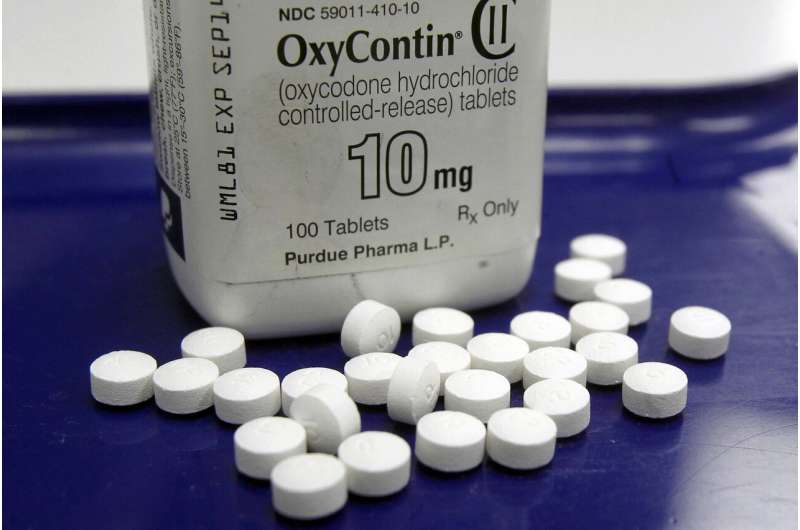 OxyContin maker negotiating settlement worth a reported $12B