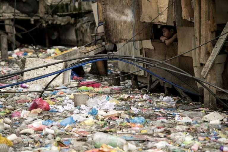 Plastic pollution is a major problem in the Philippines, which is frequently isted among the world's worst offenders